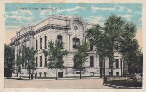 SYRACUSE , New York, 1900-10s ; Carnegie Library