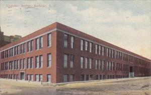 New York Rochester Mechames Institute 1911