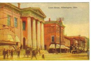 Street View , Court House , WILMINGTON , Ohio , 00-10s