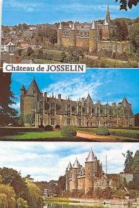 France Josselin Morbihan, Le chateau Castles Panorama