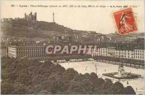 Old Postcard Lyon Place bookstore (in 1617 trac�e 310m long 200m wide-B-P P...