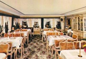 Forsthaus Seebergen Hotel & Restaurant Lütjensee German Postcard