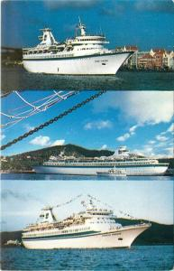 Steamer, M/S Sun Viking, M/S Song of Norway, M/S Nordic Prince, Royal Caribbean
