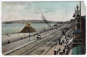 Revere Beach, Mass, Boulevard