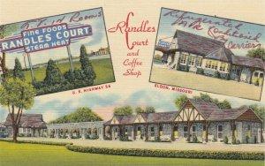 ELDON . Missouri , 30-40s ; Randles Court