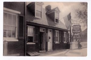 1930s Frederick MD RPPC Barbara Fritchie House Fritchie House Civil War Postcard