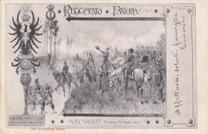 Reggemento Fanteria SAVOIA , Italy , 1890s