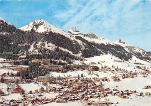 Switzerland Leysin Alpes Vaudoises, Tout a Droite, Le Nouvel Hotel Reine Fabiola