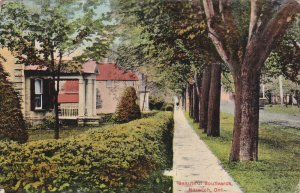 Boulevard , NORWICH , Ontario , Canada , PU-1913