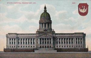 Kentucky Frankfort State Capitol Building