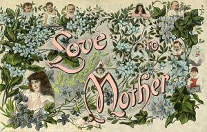 Greeting - Love to Mother