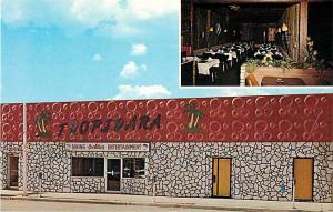 Tropidara Restaurant Adams Ave LaGrande Oregon OR, Chrome