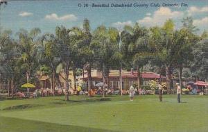 Florida Orlando Beautiful Dubsdread Coutry Club