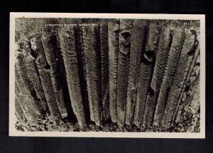 Mint Postcard Ireland County Antrim The Organ Giant's Causeway RPPC