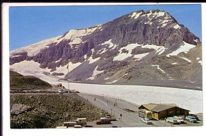 Columbia Icefield, Jasper National Park, Alberta, Bus