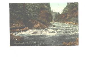 Capilano Rapids, North Vancouver, British Columbia