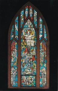 Virginia Arlington Transfiguration Window At St George's Episcopal Church