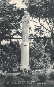 Washington Everett Shrine Of Saint Joseph Saint Dominic Convent Artvue
