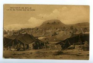 144861 TURKEY Souvenir de BITLIS Le vie des Kurdes Vintage PC
