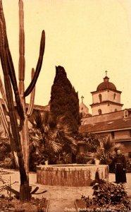 California Santa Barbara Mission Santa Barbara