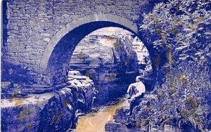 Arch of Bridge Glens Falls, New York