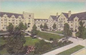 Indiana Bloomington Mens Residence Center West Hall North Hall Indiana Univer...