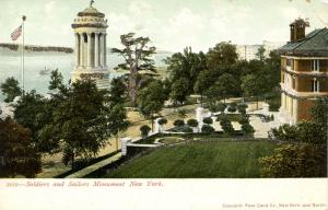 NY - New York City. Soldiers and Sailors Monument