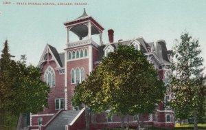 ASHLAND, Oregon, 1900-10s; State Normal School