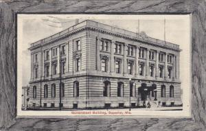 SUPERIOR , Wisconsin, PU-1912 ; Government Building