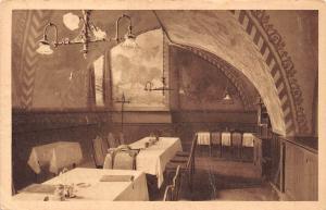 Germany Luebeck Ratsweinkeller, Admiralszimmer 1927 restaurant