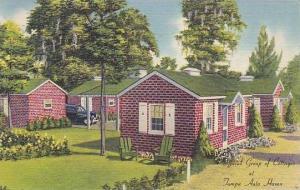 Florida Tampa Auto Haven Cottages