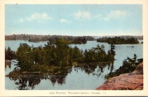 Canada Thousand Islands Lost Channel