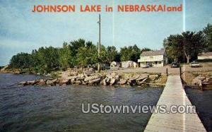 Johnson Lake Lexington NE Unused