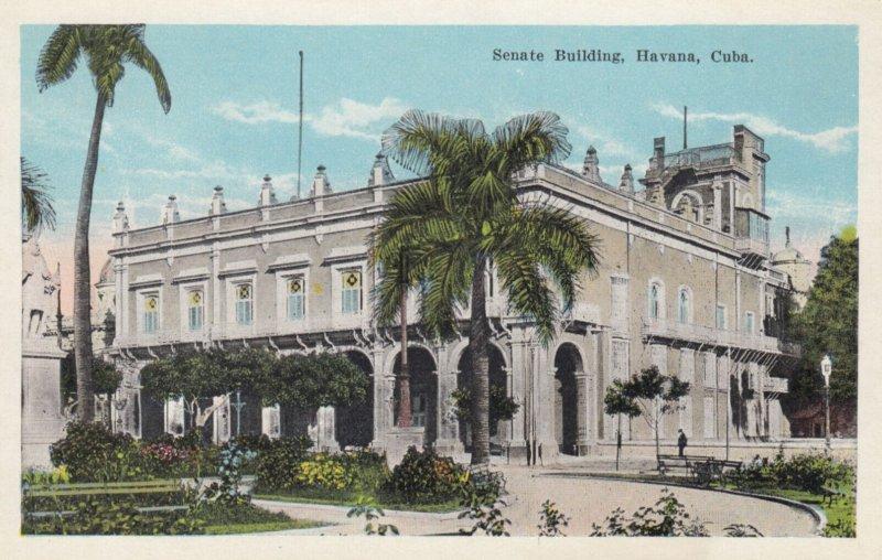 Havana , Cuba , 1910s ; Senate Building