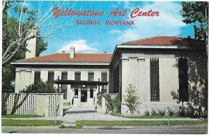 Yellowstone Art Center Billings Montana