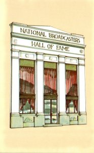 New Jersey Freehold National Broadcasters Hall Of Fame