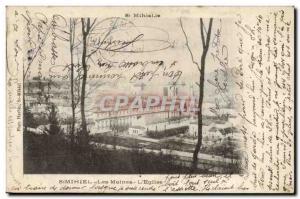 Saint Mihiel - Monks - L & # 39Eglise - Old Postcard