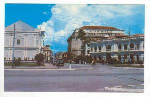 Beach Street, Showing The Banking & Commercial Centre, Penang, Malaysia, Asia...