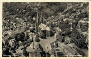 Germany Marburg a Lahn 02.68