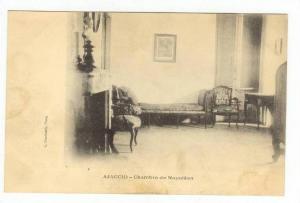 Ajaccio , Corse-du-Sud, France, 00-10s   Chambre de Napoleon