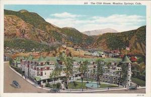 Colorado Manitou Springs The Cliff House