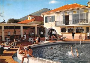 Portugal Old Vintage Antique Post Card Club de Turismo Funchal, Madeira 1968