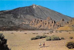 Spain Tenerife Valle de Ucanca y Pico Teide, Ucanca Valley Mountain