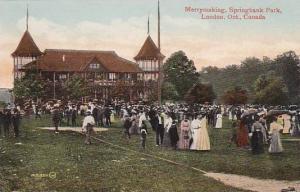 Merrymaking , Springbank Park , LONDON , Ontario , Canada , 00-10s On Basebal...