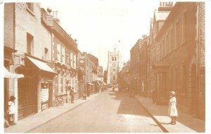 Postcard UK England Waltham Abbey, Essex 1921