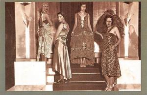 London, Olympia, British Artificial Silk Exhibition 1929 Nostalgia Reprint