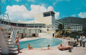 CHARLOTTE, Amalie, Virgin Islands USA 50-60s The Virgin Isle Hotel