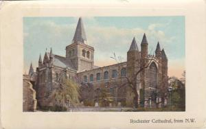 Rochester Cathedral, From N.W., Kent, England, UK, 1900-1910s