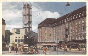 Hotel Ritz Aarhus Denmark 1952