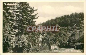 Modern Postcard Luftkurort Murrhardt Riesbergstrasse